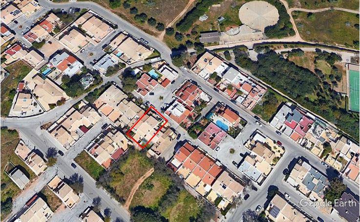 Vilas da Bemposta, Lote A105, Portimão